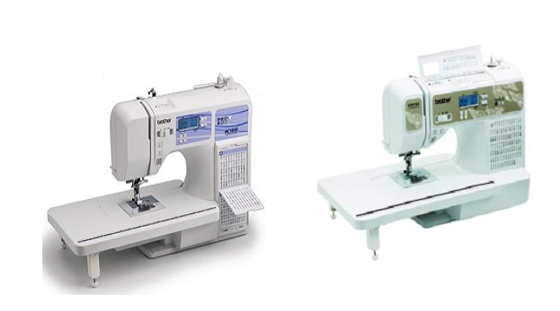 Brother HC40 Vs SQ40 Comparison In Detail Inspiration Brother Computerized Sewing And Quilting Machine Hc7140