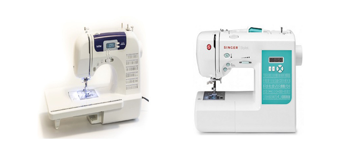 Brother CS40i Vs Singer 40 Comparison In Detail Fascinating Compare Singer And Brother Sewing Machines