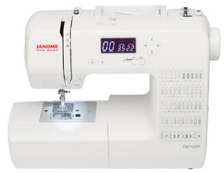 Janome DC1050 Review In Detail