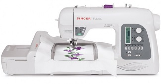 Singer XL-550 Review