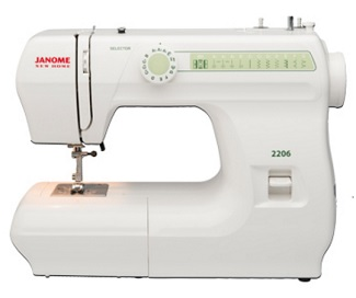 Janome 2206 Review In Detail
