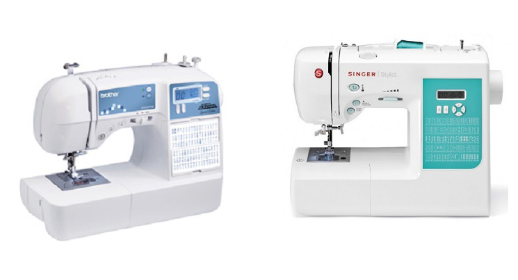 Brother XR40PRW Vs Singer 40 Comparison In Detail Enchanting Which Sewing Machine Is Better Singer Or Brother