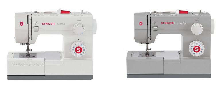 Singer 40s Vs 4023 Comparison In Detail Awesome Singer 44s Classic 23 Stitch Sewing Machine