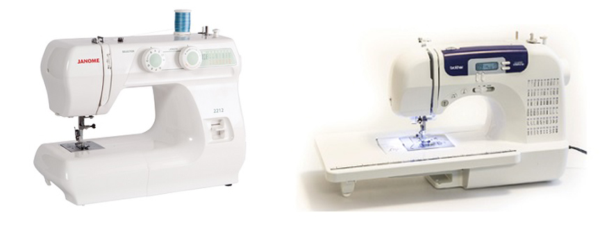 Janome 40 Vs Brother CS40i Comparison In Detail Enchanting Compare Sewing Machines