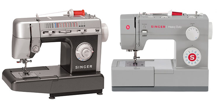 Singer CG40 Vs 40 Comparison In Detail Awesome Singer 4423 Heavy Duty Sewing Machine