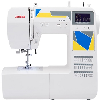 Janome MOD-30 Review In Detail