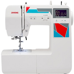Janome MOD-100 Review In Detail