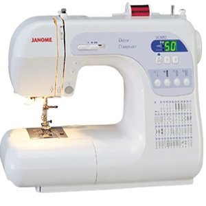 Janome DC3050 Review In Detail