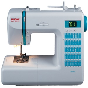 Janome DC2013 Review In Detail