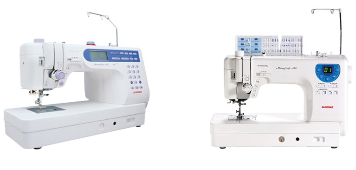 Janome 6500P Vs 6300P Comparison In Detail