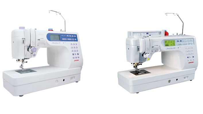 Janome 6500P Vs 6600P Comparison In Detail