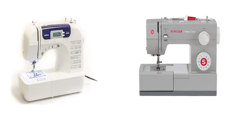 Brother CS40i Vs Singer 40 Comparison In Detail Custom Sewing Machine For Quilting Comparisons
