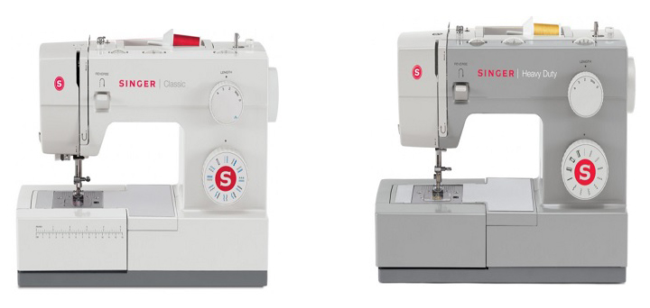 Singer 40s Vs 4011 Comparison In Detail Adorable Singer 44s Classic 23 Stitch Sewing Machine