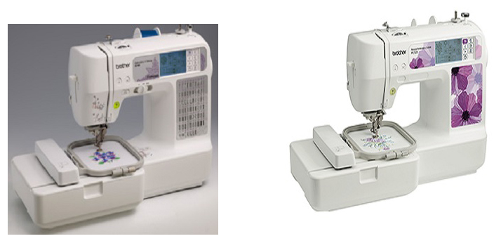 Brother SE40 Vs PE40 Comparison In Detail Gorgeous Brother Sewing And Embroidery Machine Se400