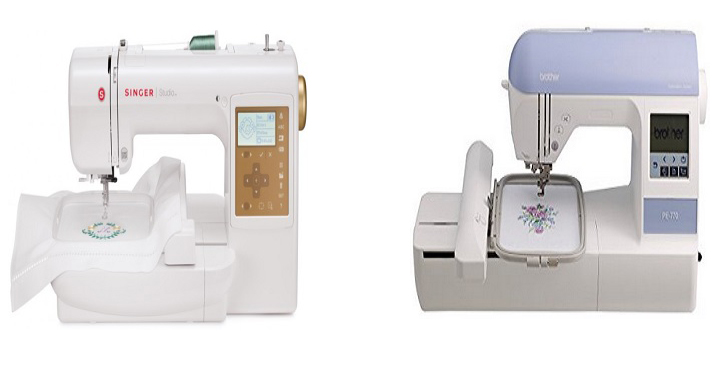 Singer S40 Vs Brother PE40 Comparison In Detail Custom Which Sewing Machine Is Better Singer Or Brother