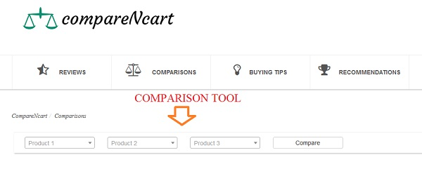 CompareNcart Releases Dedicated Sewing Machine Comparison Tool