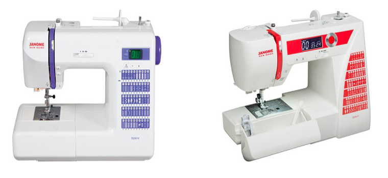 Janome DC2014 Vs DC2015 Comparison In Detail