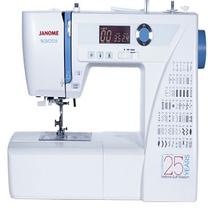 Janome NQM2016 Review In Detail