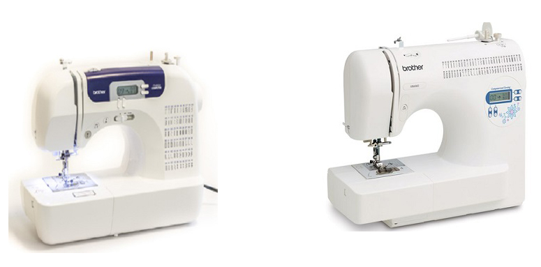 Brother CS40i Vs XR40 Comparison In Detail Beauteous Sewing Machine Brother Cs6000i