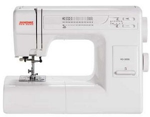 Janome HD3000 Review In Detail