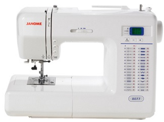 Janome 8077 Review In Detail