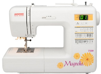 Janome 7330 Review In Detail