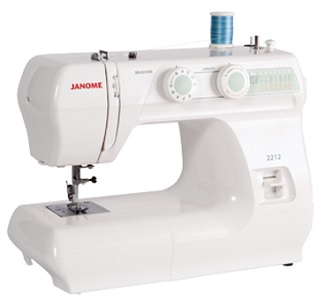 Janome 2212 Review In Detail