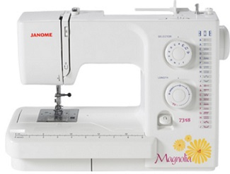 Janome 7318 Review In Detail