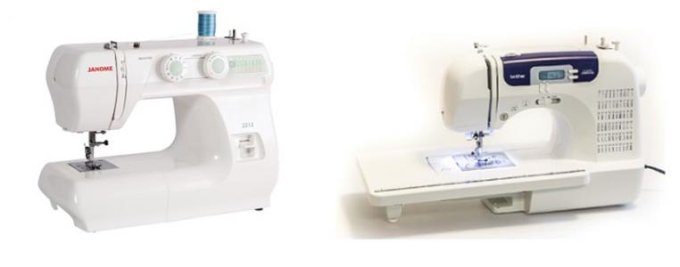 Janome 2212 Vs Brother CS6000i Comparison In Detail