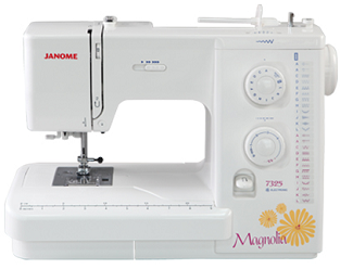 Janome 7325 Review In Detail