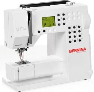 Bernina 215 Review In Detail