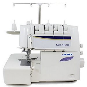 Juki MO-1000 Serger Review In Detail