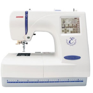 Janome MC 300E Review In Detail