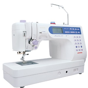 Janome Memory Craft 6500P Review In Detail