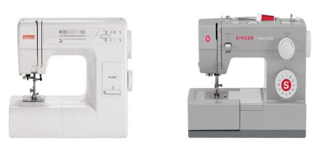 Janome HD3000 Vs Singer 4423 Comparison In Detail
