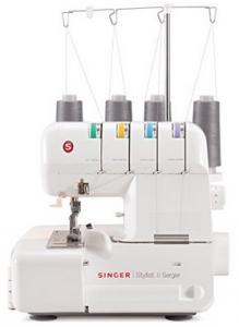 Singer 14J250 Stylist II Serger Review In Detail