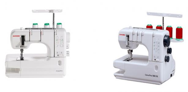 Janome CoverPro 900CPX Vs 1000CPX Comparison In Detail