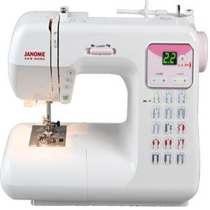 Janome DC4030P Review In Detail