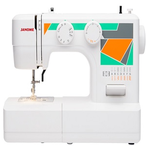 Janome MOD-15 Review In Detail