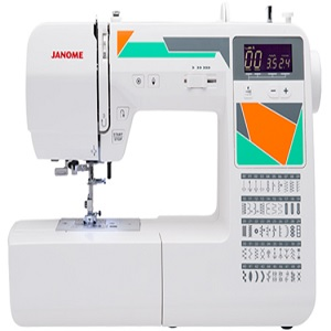 Janome MOD-50 Review In Detail